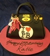 Paul's Boutique handbag cake