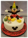 Mickey partytime cake